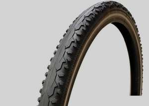 """Puncture resistant Continental Travel Contact Bike Tyre - 26"""" x 1.75"""" reflex from Halfords 48% discount plus 25% off second tyre! free click and collect   £31.48 for two. Possible extra 10% discount with vouchers - £17.99"""