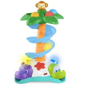 Bright Stars Having A Ball Tropical Fun Drop 'N Spin £12.49 WAS £24.99 @Mothercare