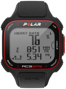polar rc3 gps watch + HR mon + bike add on £99.99 @ halfords