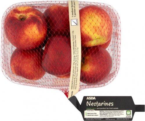 peaches and nectarines 84p @ Asda