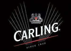 20x440ml cans of Carling £11 @Sainsbury (or £7.25 after Cashback from Checkoutsmart or Clicksnap apps)