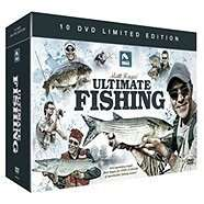 Matt hayes ultimate fishing 10 DVD Was £30.00 Now £9.00 @ Debenhams Free store collection