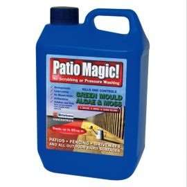Patio Magic 2.5L Weed Killer £4.25 @ Tesco direct Free c & c