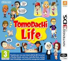 Tomodachi Life 3DS £25.00 @ Tesco Direct
