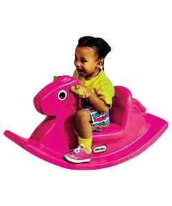 Little tikes pink rocking horse £16.00 @ Argos