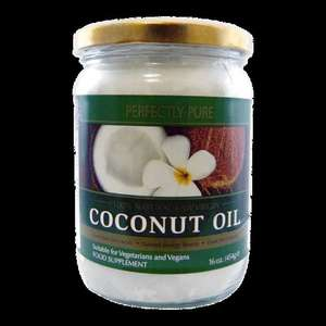 Perfectly Pure Pure Coconut Oil half price £7.74 @ Holland&Barrett