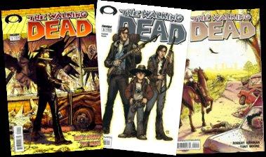 3 Free Walking Dead Comics @ HumbleStore