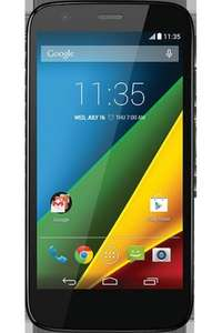 Moto G 4G for £16.99 a month with a possible £192 cashback @ Affordable Mobiles