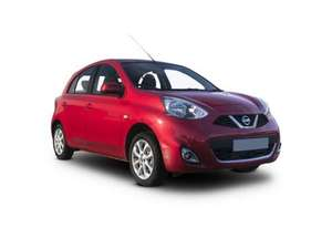 nissan micra (sporty-ish) supercharged 1.2 £9,586 @ .new-car-discount.com