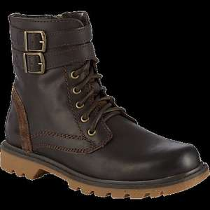 "Genuine Caterpillar Women's Everyday 6"" Boots WAS £74.99 NOW £37.50 free delivery @ CATFOOTWEAR (Caterpillar)"