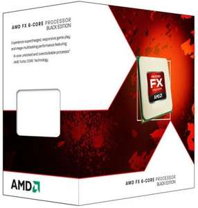 AMD FX-6300 Black Edition 6 Core CPU - £71.52 @ Amazon (Free Delivery)