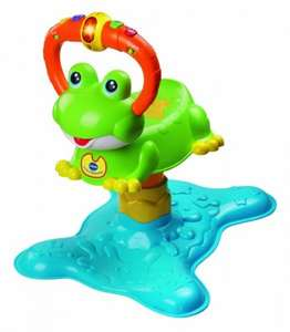 Vtech Bounce and Discover Frog £22.49 Amazon