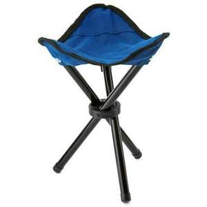 Camping/fishing/outdoor Stool Assorted Colours £1.00 @ Poundland