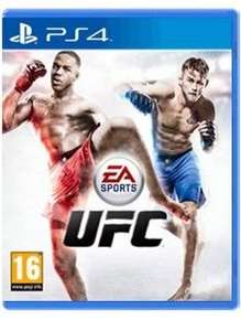 EA Sports UFC on PS4&Xbox One for £29.85 @ deals.simplygames.com
