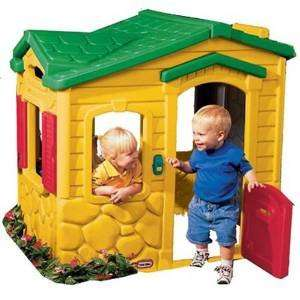 Little Tikes Magic Doorbell Playhouse now £149.99 @ ELC