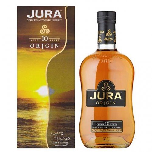 Isle of Jura 10yr Origin Single Malt 70cl: £20 @ Ocado - potentially £11.97 ea as new customer + TCB