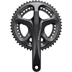Shimano Ultegra 6700 Road Chainset - Grey for £99.95 @ Merlin Cycles