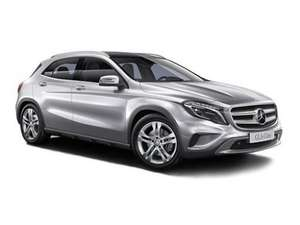 Lease MERCEDES GLA 200 CDI AMG Line 5dr - 24 Month Lease/8,000mpa - £263.99 per month - Initial £1583.93 + Doc fee £180