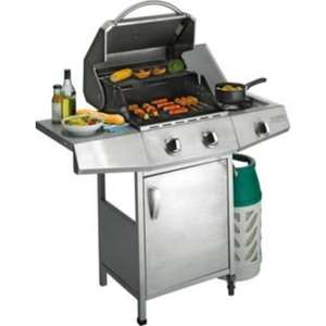 2 Burner Gas BBQ Grill with Side Burner, was £249.99 Now Only £79.99 @ Argos.co.uk