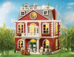 Sylvanian Families Regency Hotel at Boots £82.49