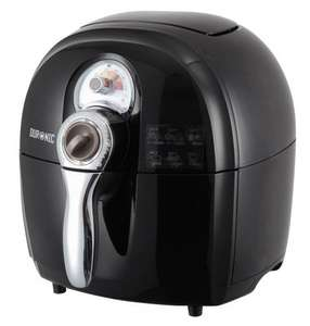 Duronics Healthy Air Fryer (Oil Free), similar to Tefal Actifry, and Breville Halo, but half the price! Excellent reviews. Now only £59.99 plus postage, at Amazon / DURONIC
