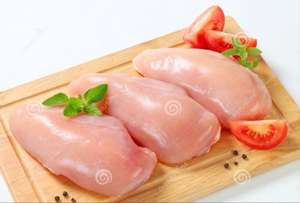Fresh Chicken Breast 3.69/kg @ Al-Halal supermarkets (Worldwide Foods)