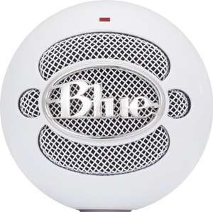 Blue Microphones Snowball iCE USB Cardioid Microphone with Adjustable Mic Stand £34.50 Dispatched from and sold by Amazon (Today only)