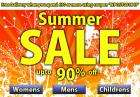Up to 90% Off @ Bargain Crazy Summer Sale !!