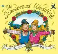 The Scarecrows' Wedding Hardback (from creators of the gruffalo & stick man) 50% Off £6.49 click & collect @ Waterstones