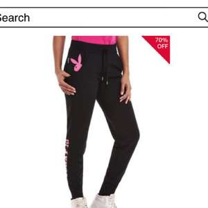 Playboy Cuffed Slim Fot Joggers £4.00 @ Tesco