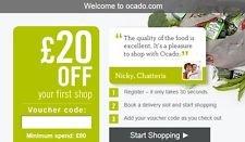 Ocado Half price Deals and more