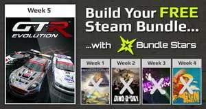 Free 'GTR Evolution' Steam key from PC Gamer/Bundle Stars