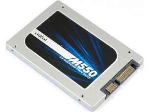Crucial M550 512GB 2.5-inch Internal SSD for £175.87 Delivered @ Crucial