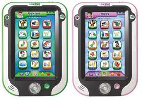 LeapFrog LeapPad Ultra Green and Pink at SMYTHS TOY STORE