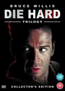 Die hard DVD trilogy (6 disc collectors edition) £1.35 used very good at amazon/zoverstocks