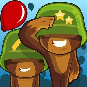 Bloons TD5 free app of the day (plus 69 free coins - maybe selected accounts only) @ Amazon appstore