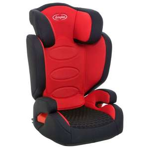 Dimples Ocean ISOFIX Car Seat Group 2-3 ... £29.99 Instore Only @ Smyths Toys