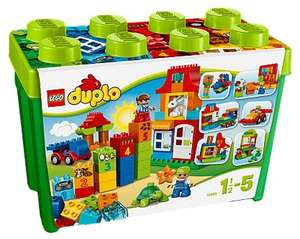 ** LEGO Duplo 10580 (New for 2014) Deluxe Box of Fun now £24.97 @ Asda Direct **