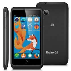 ZTE Open C (2014) Unlocked - Firefox OS / Android KitKat for £38.99 - Sold by ZTE UK