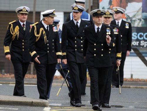 Genuine Britsh Royal Navy Class I & III DB RN Jacket, Tunic, Blazer - £10.49 @ eBay