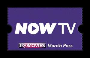 3 Months FREE Sky Movies with Now TV - Samsung Galaxy!