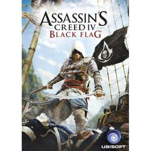 Assassins Creed IV (4) Black Flag PC Download @ Origin/Uplay