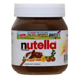 Nutella Hazelnut Chocolate Spread (400g) 79p @ B&M Stores (Instore)