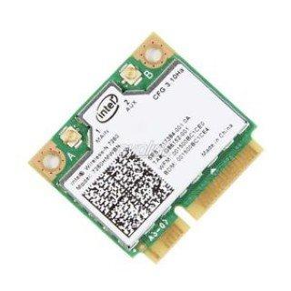 Intel 7260 Dual Band Wireless-AC + BT 4.0 Network Adaptor PCI Express Half Mini Card £10.55 @ Kikatek