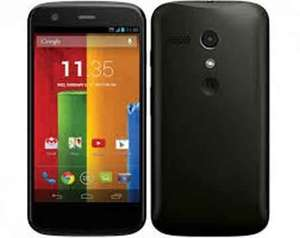 Motorola Moto G™ + 4G Black Sim Free now £129.00 with code @ Tesco Direct