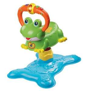 Vtech Bounce and Discover Frog (£14.99 plus collection or delivery) @ Boots