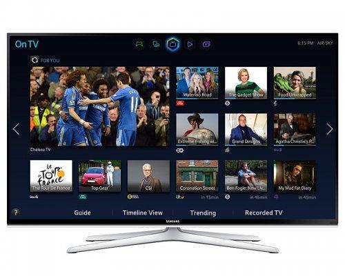 "Samsung UE48H6500 48"" Smart 3D LED TV Crampton & Moore - £579"