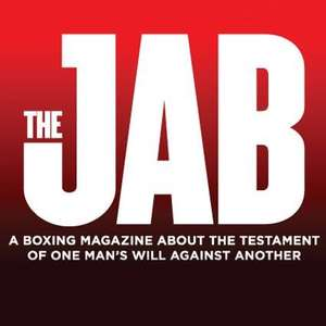 The Jab Boxing Magazine - Two x free Issue's