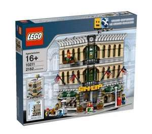 LEGO Grand Emporium - 10211 £113.67 delivered at Pixmania