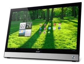 """Acer DA220HQLAsmiacg 21.5"""" LED Full HD Touchscreen Android 'Tablet' @ ebuyer daily deal £169.98"""
